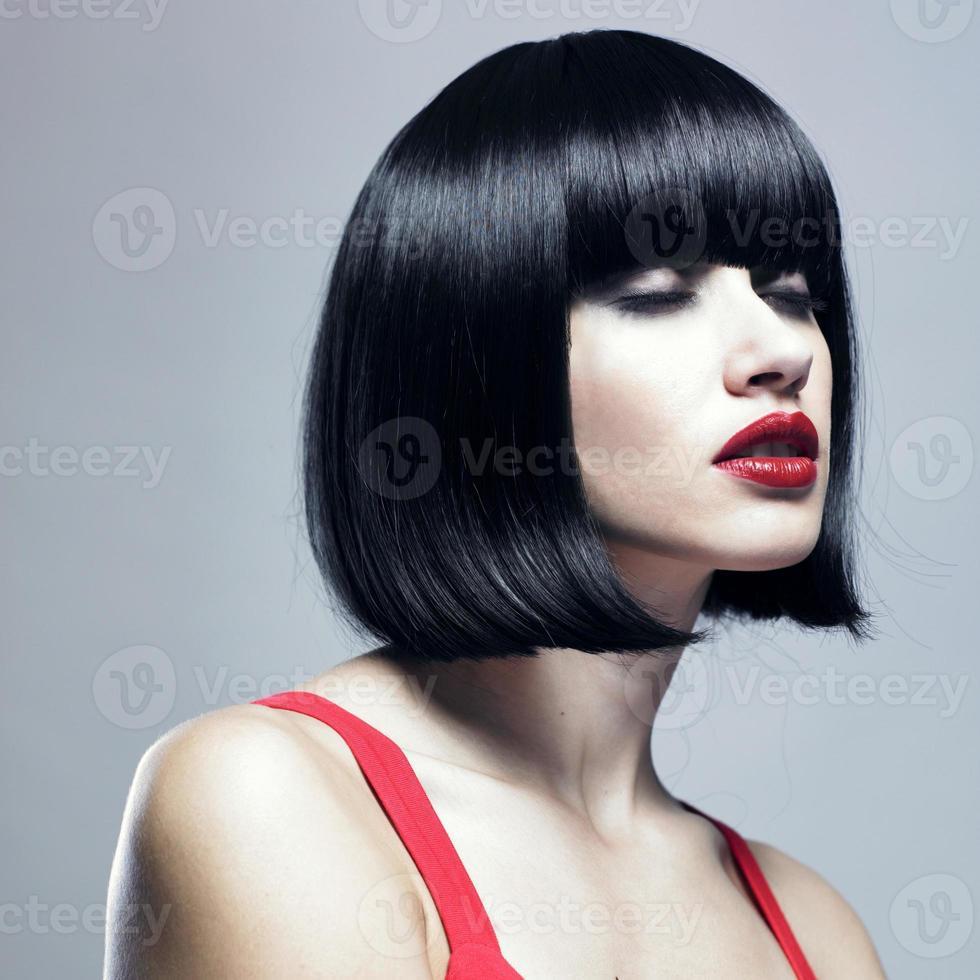 jeune femme magnifique photo