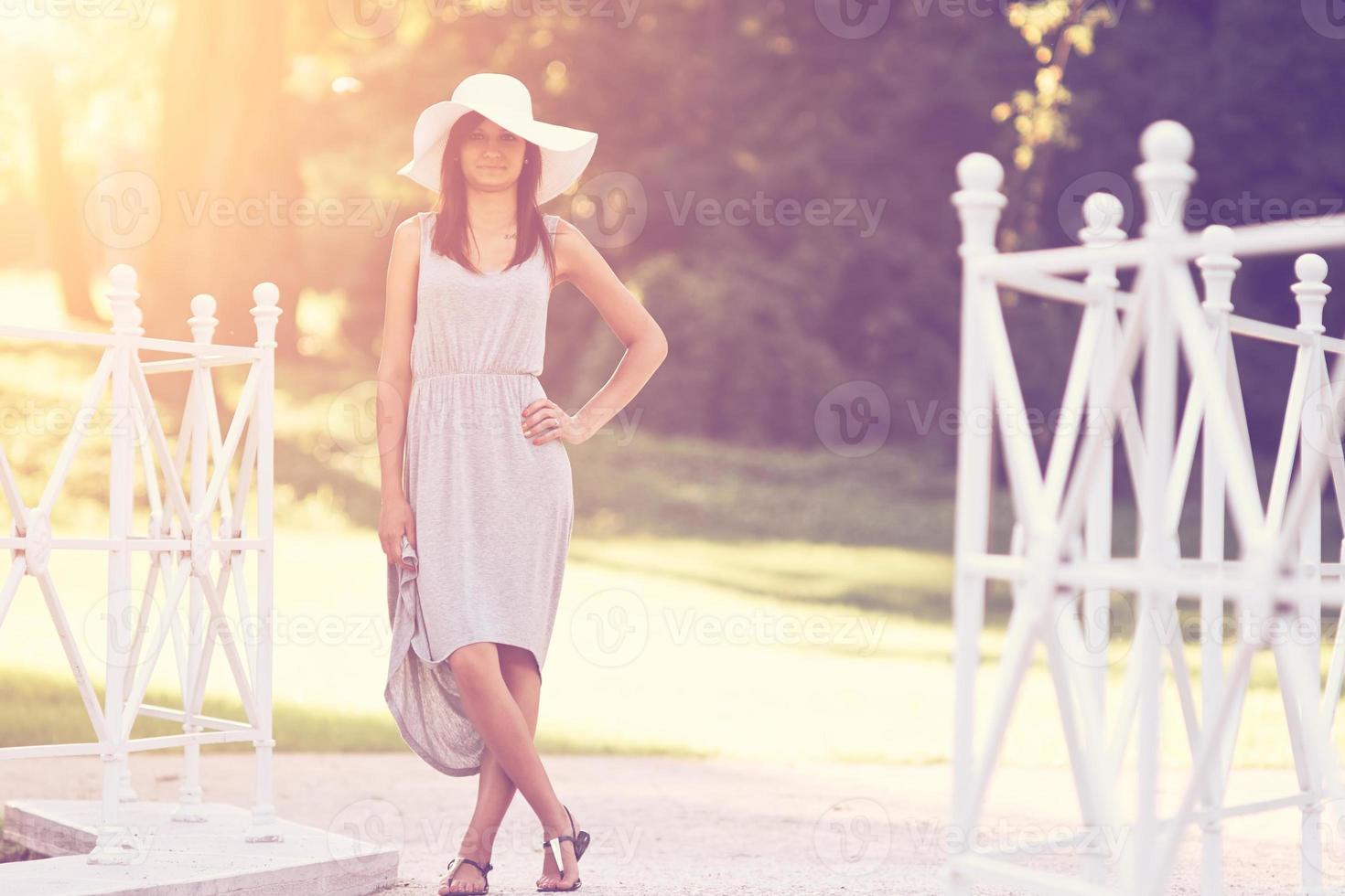 femme élégante photo