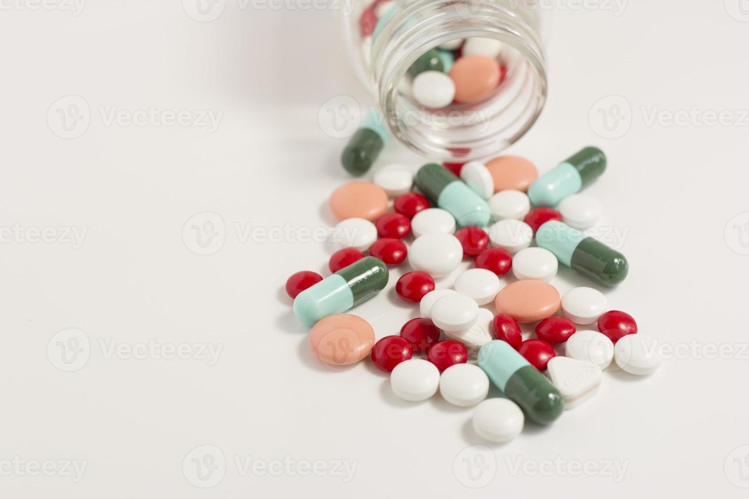 médecine colorée photo