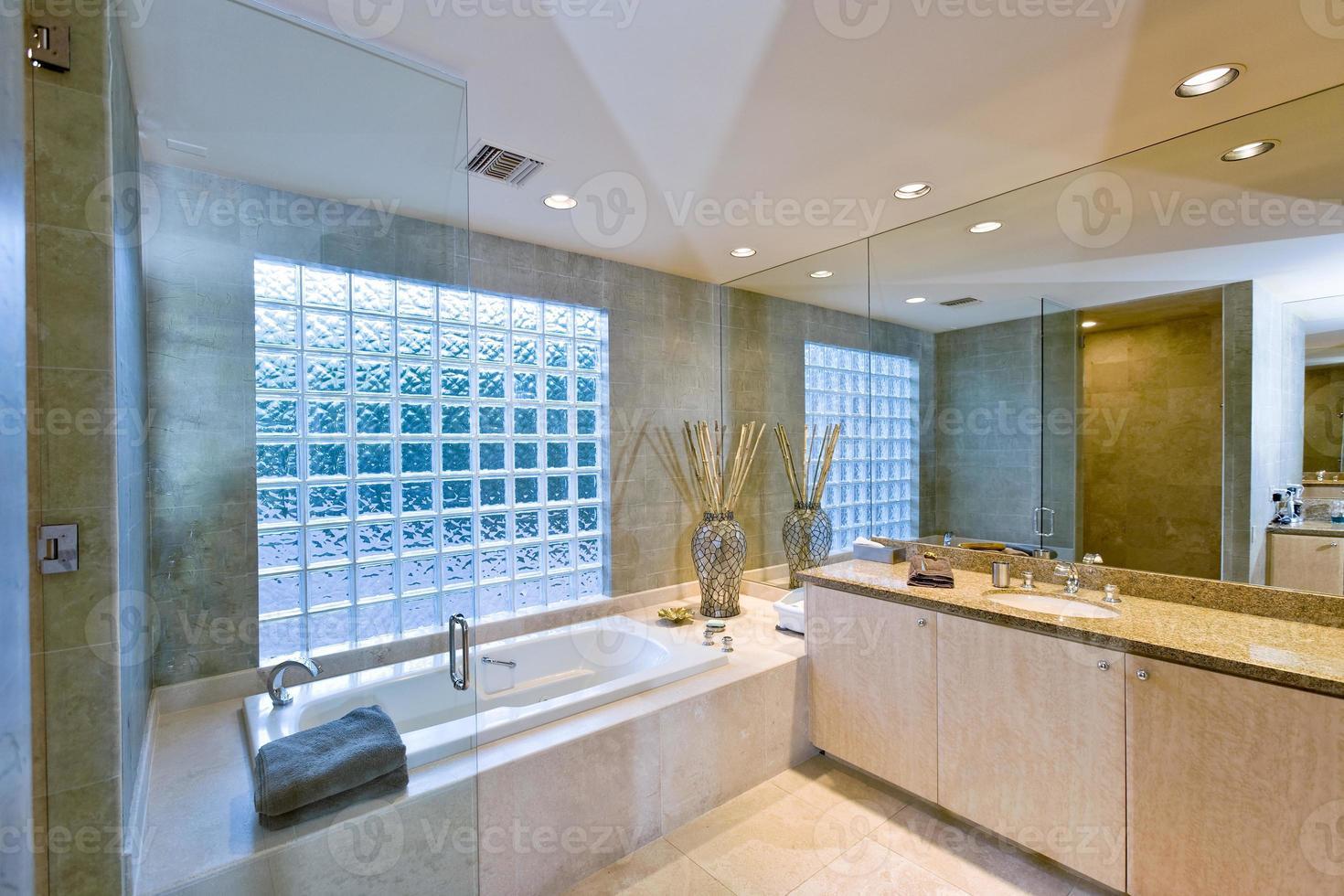 salle de bain moderne photo