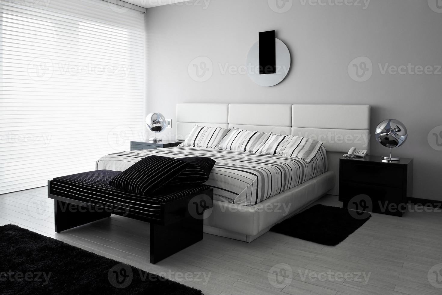 design d'intérieur: chambre à coucher photo