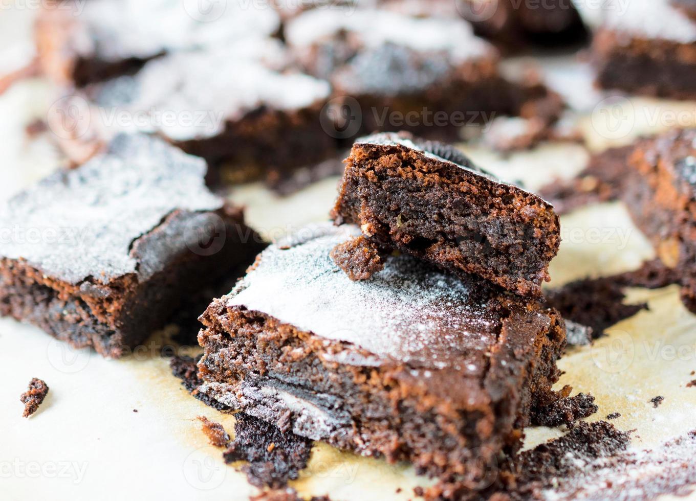 temps de brownies photo