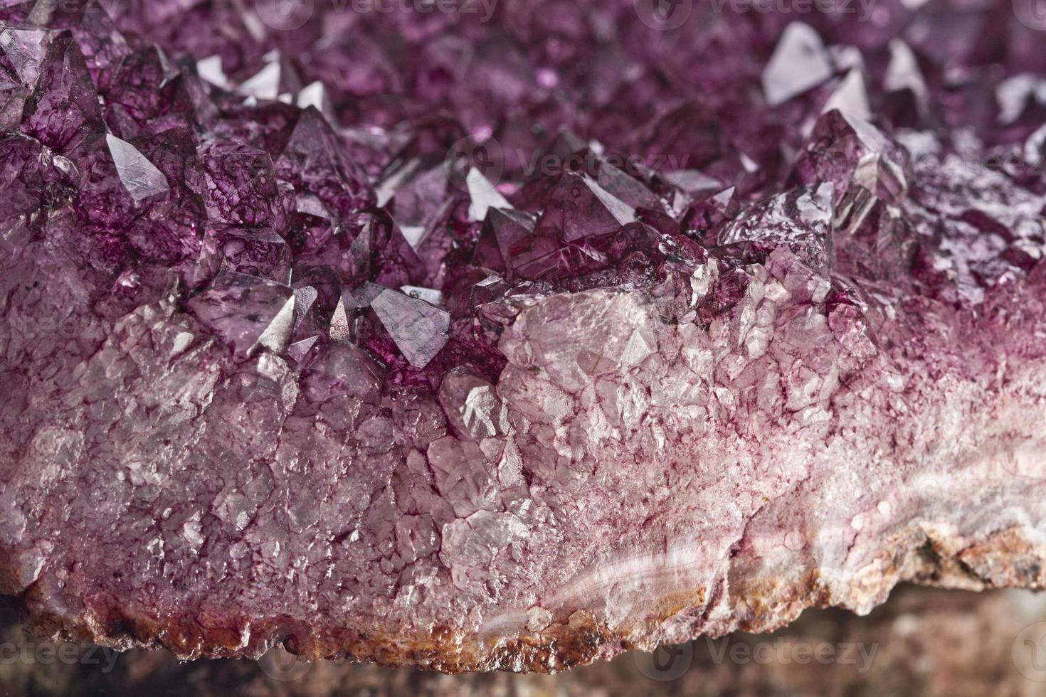 quartz améthyste photo