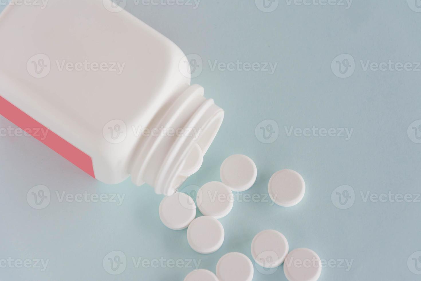 médicaments et pilules photo