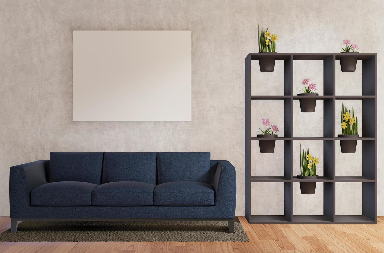 salon 3d moderne photo