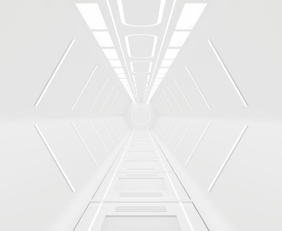 fond de vaisseau spatial abstrait photo