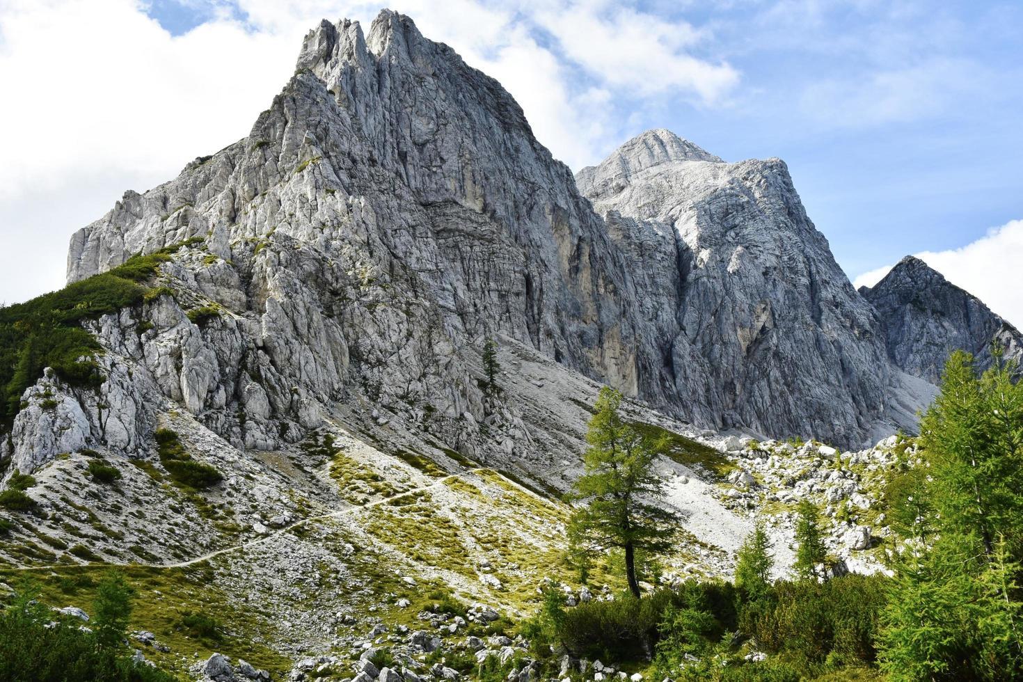 Alpes Juliennes, Slovénie photo