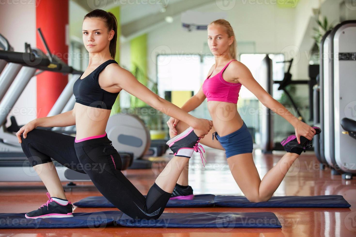 salle de fitness photo