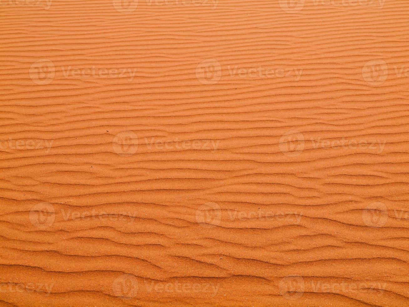 texture de sable rouge photo