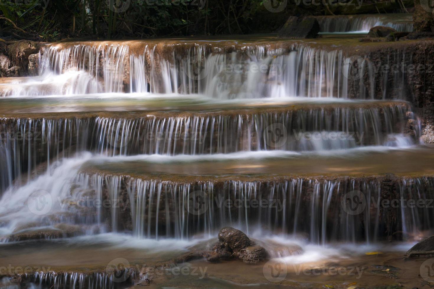 huai mae khamin waaterfall 2 photo