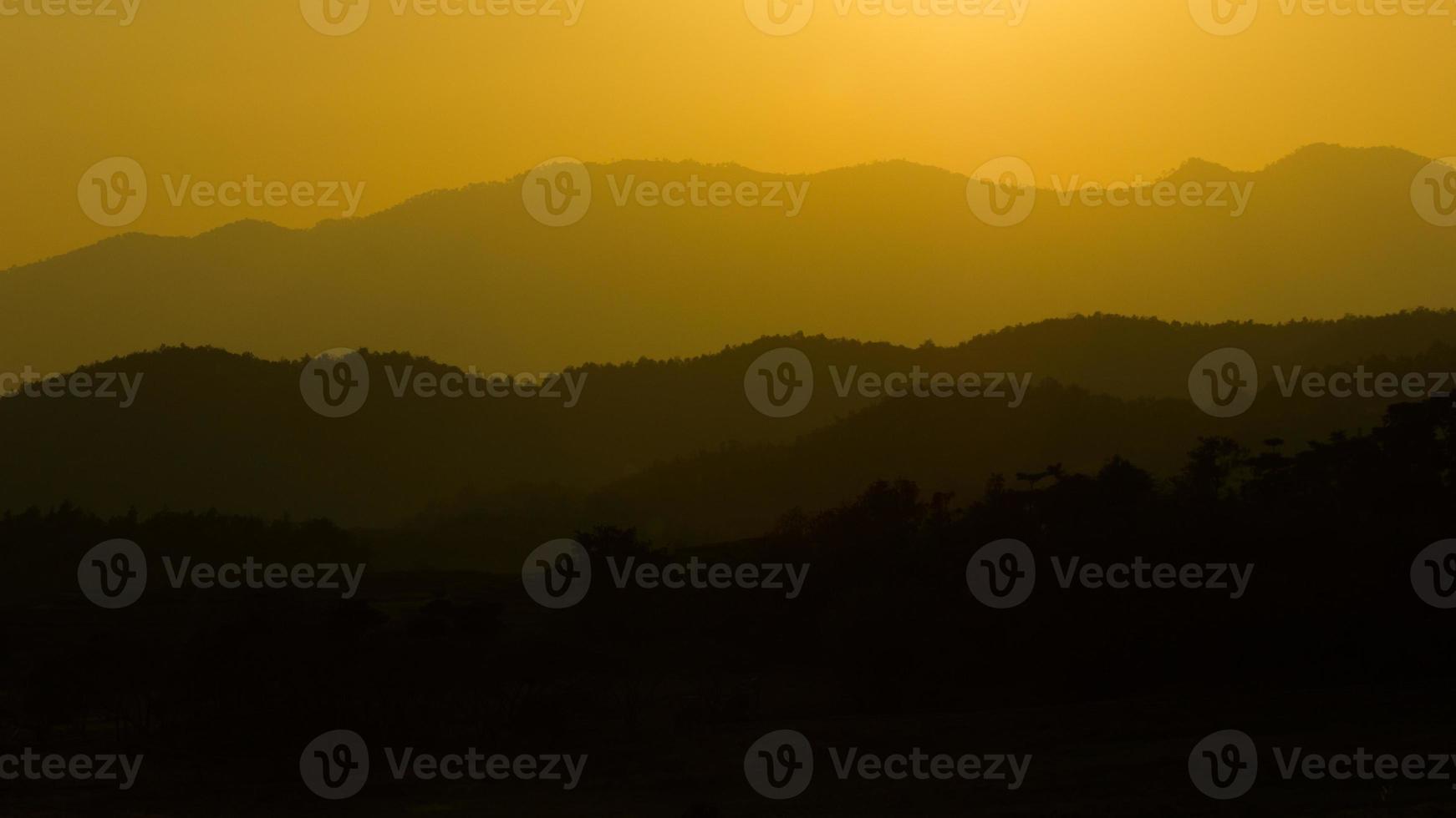 couleur montagne photo