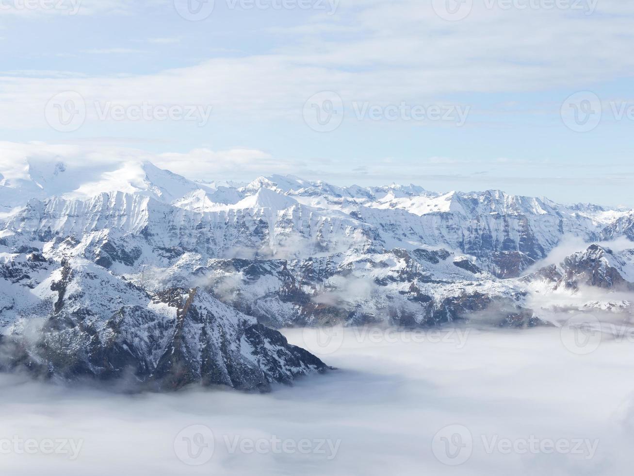 glacier de kitssteynhorn photo