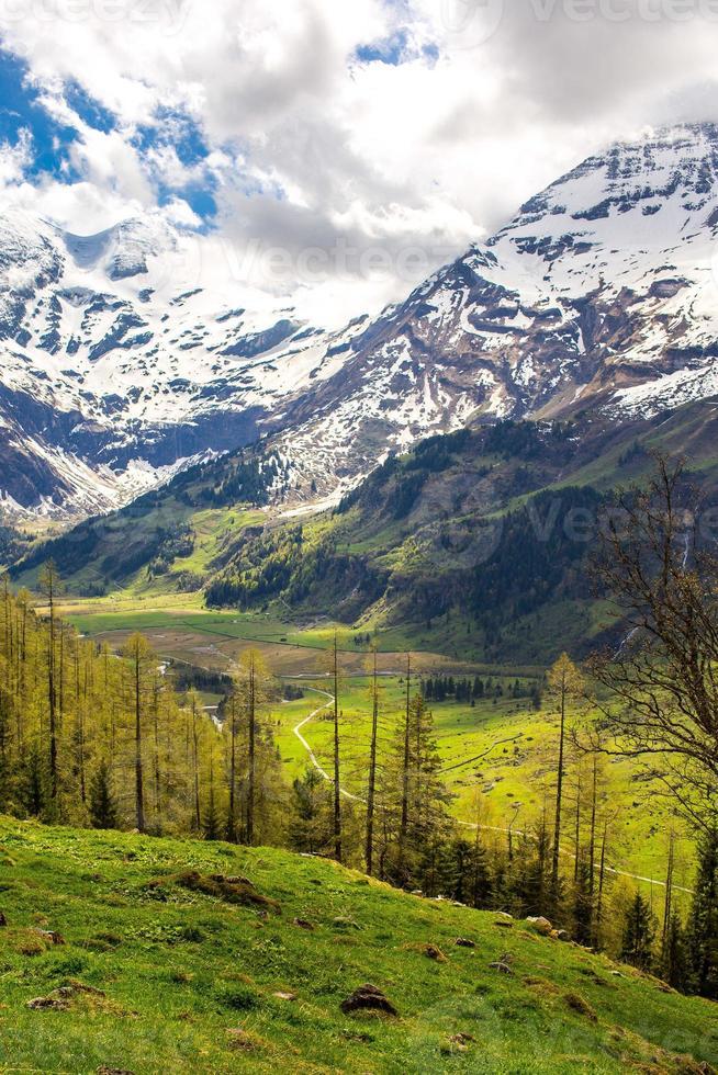 alpes tirol; L'Autriche photo