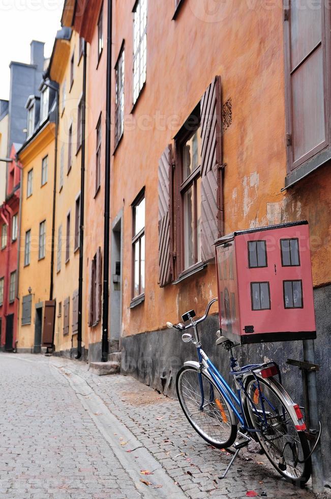 croquis de Stockholm. photo