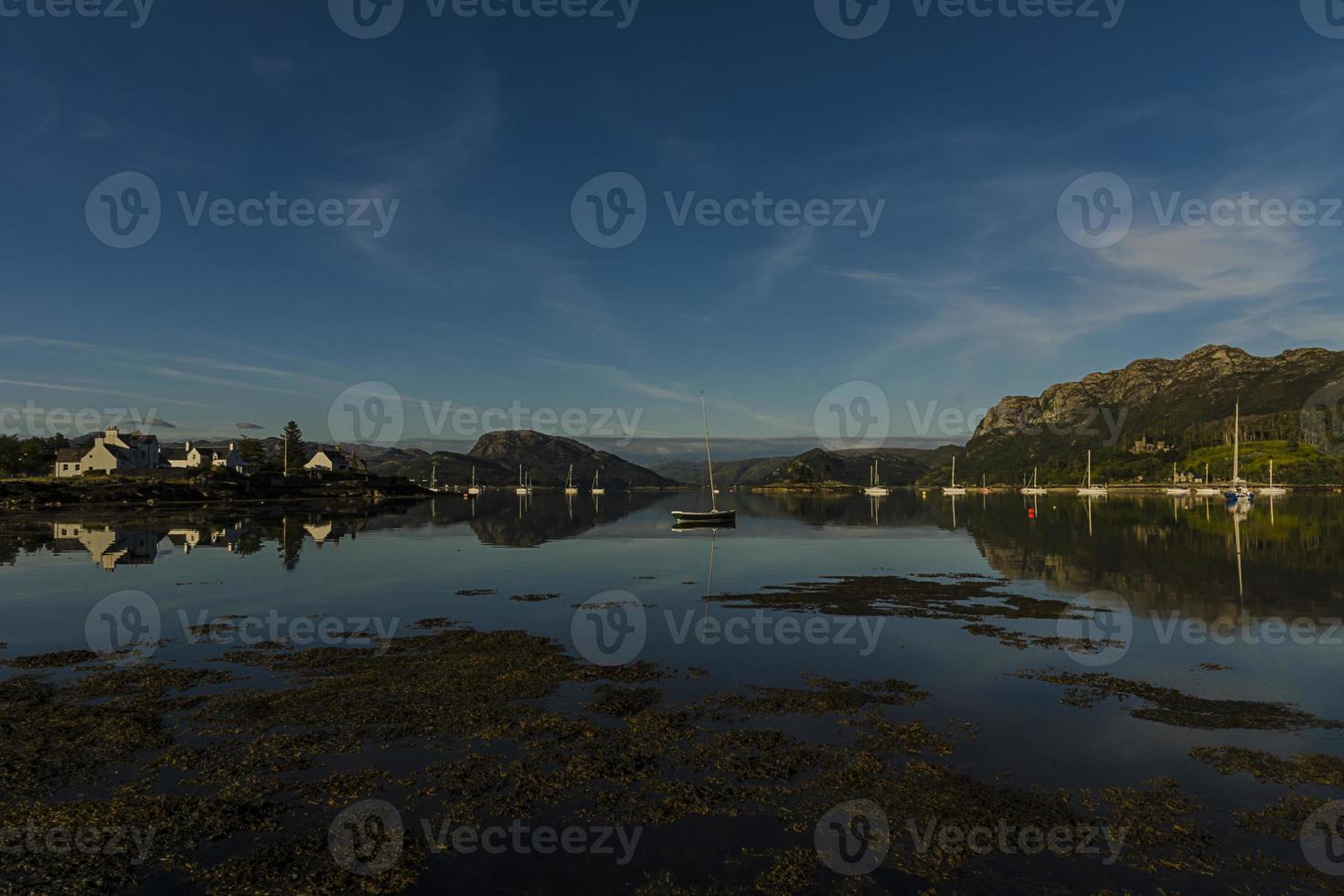 Plockton Bay photo