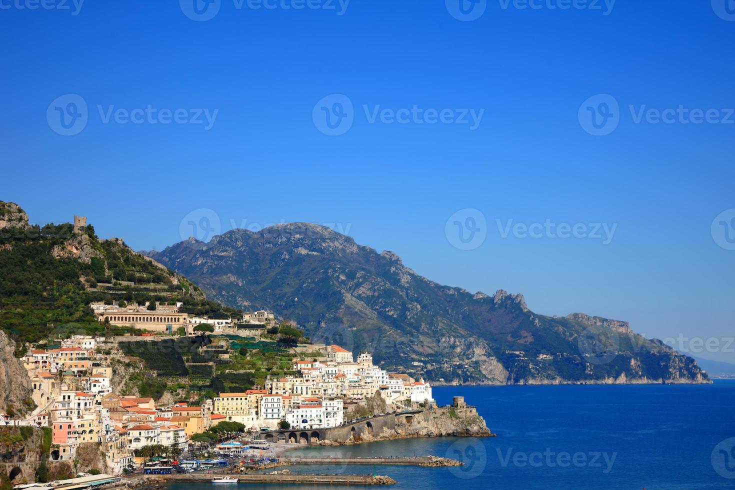 ville d'Amalfi photo