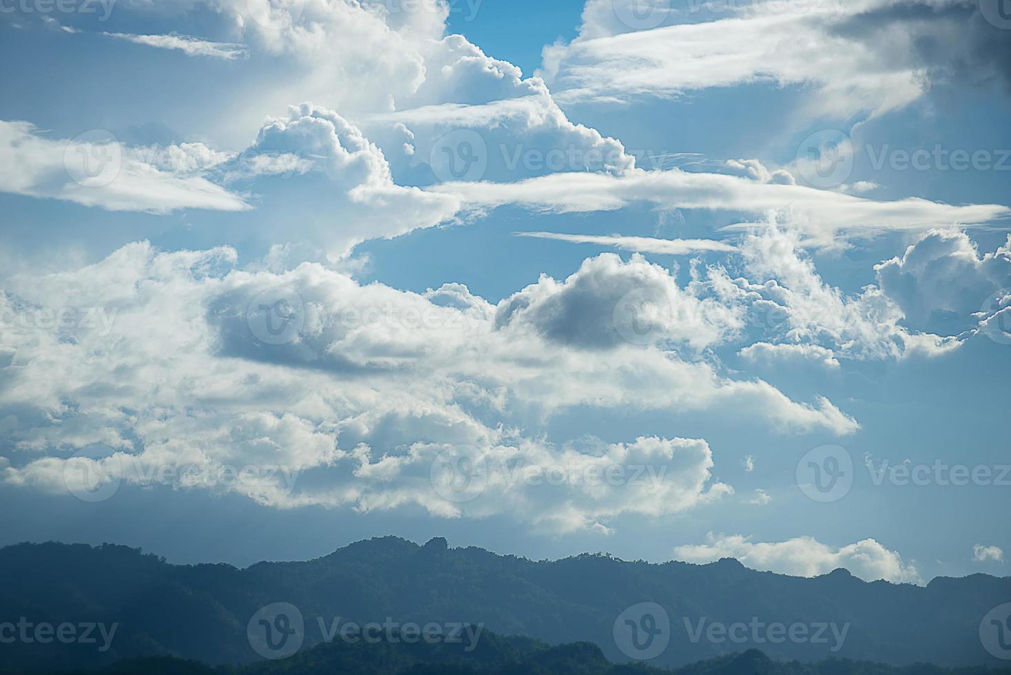 nuages du ciel photo