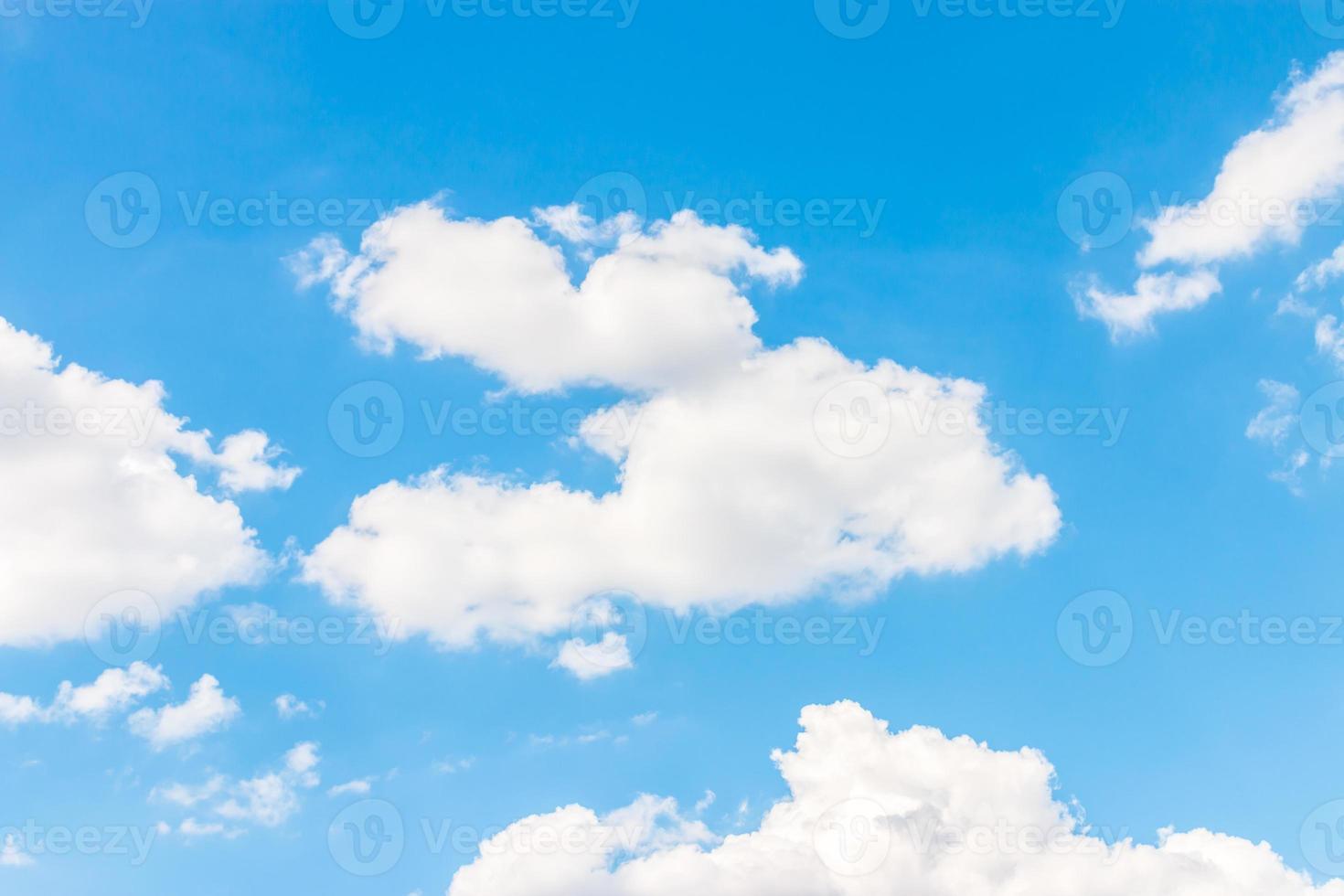 fond de ciel bule photo