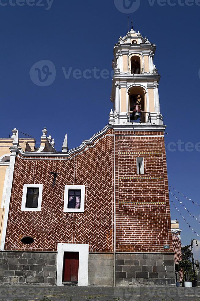 chapelles mexicaines - sites de voyage photo