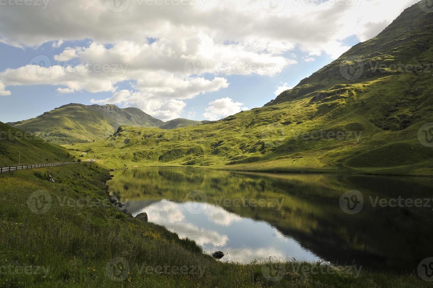 Loch Restil Highland Ecosse photo