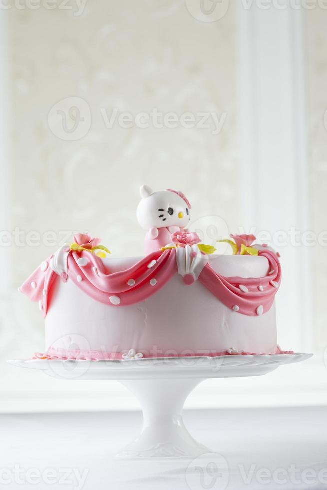 gâteau de fête photo