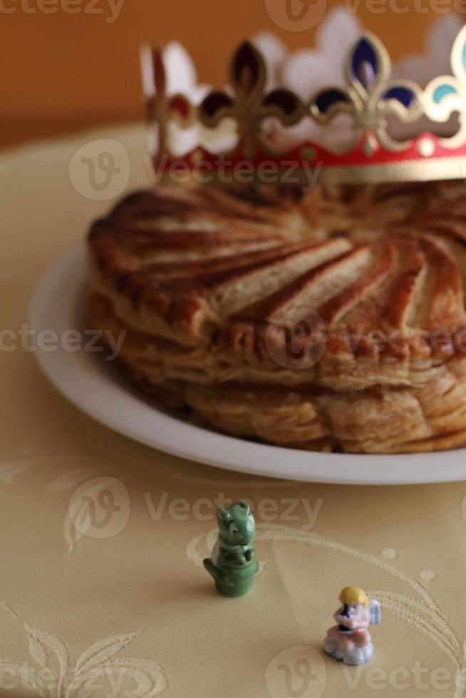 galette des rois, gâteau roi photo
