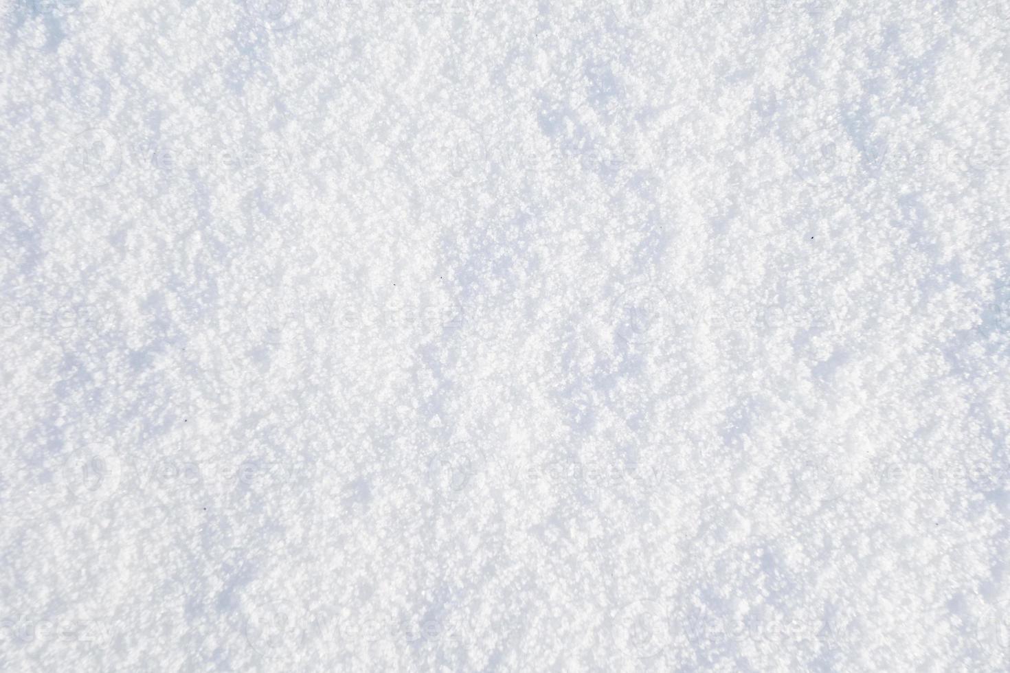 texture de la neige photo