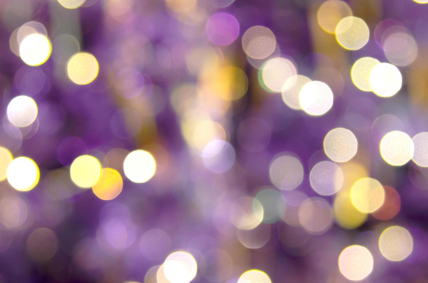 fond de bokeh violet photo