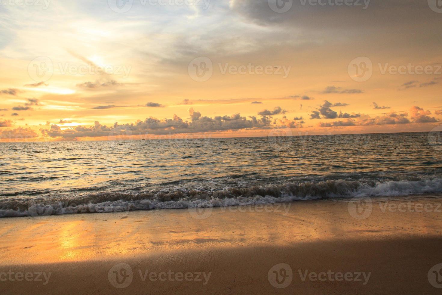 mer pour la Thaïlande photo