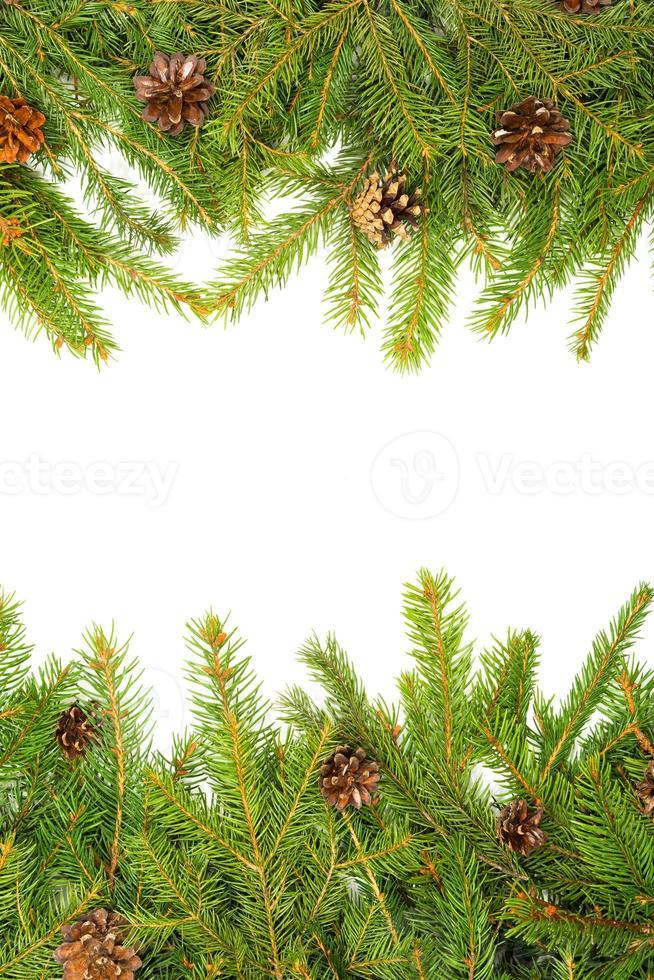 fond de Noël. cadre de veille photo