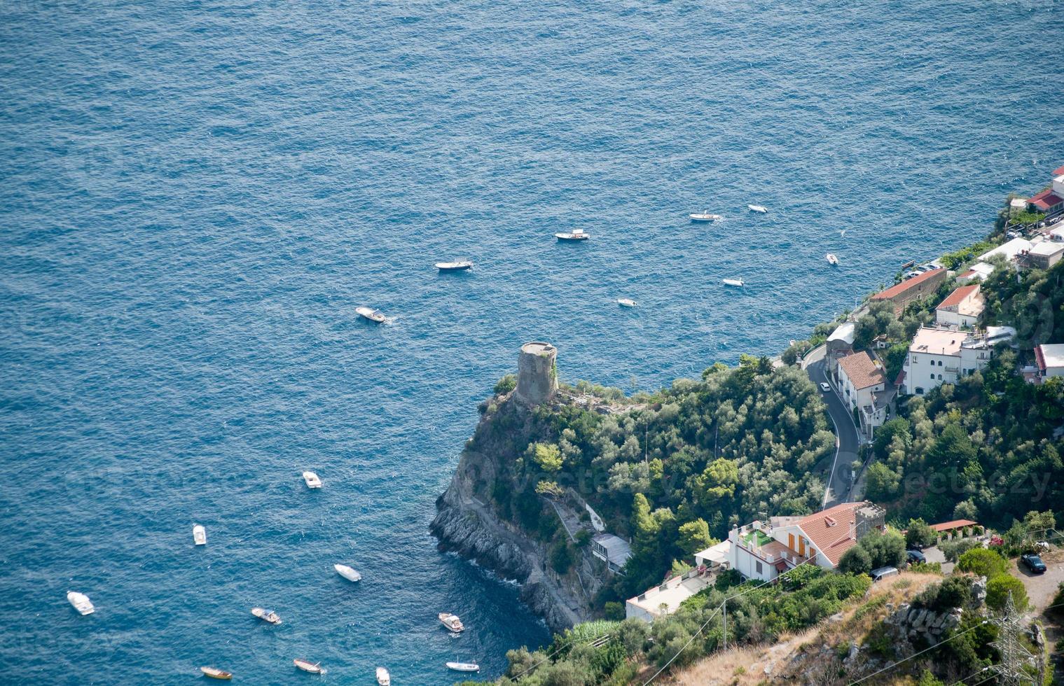 péninsule de la côte amalfitaine photo