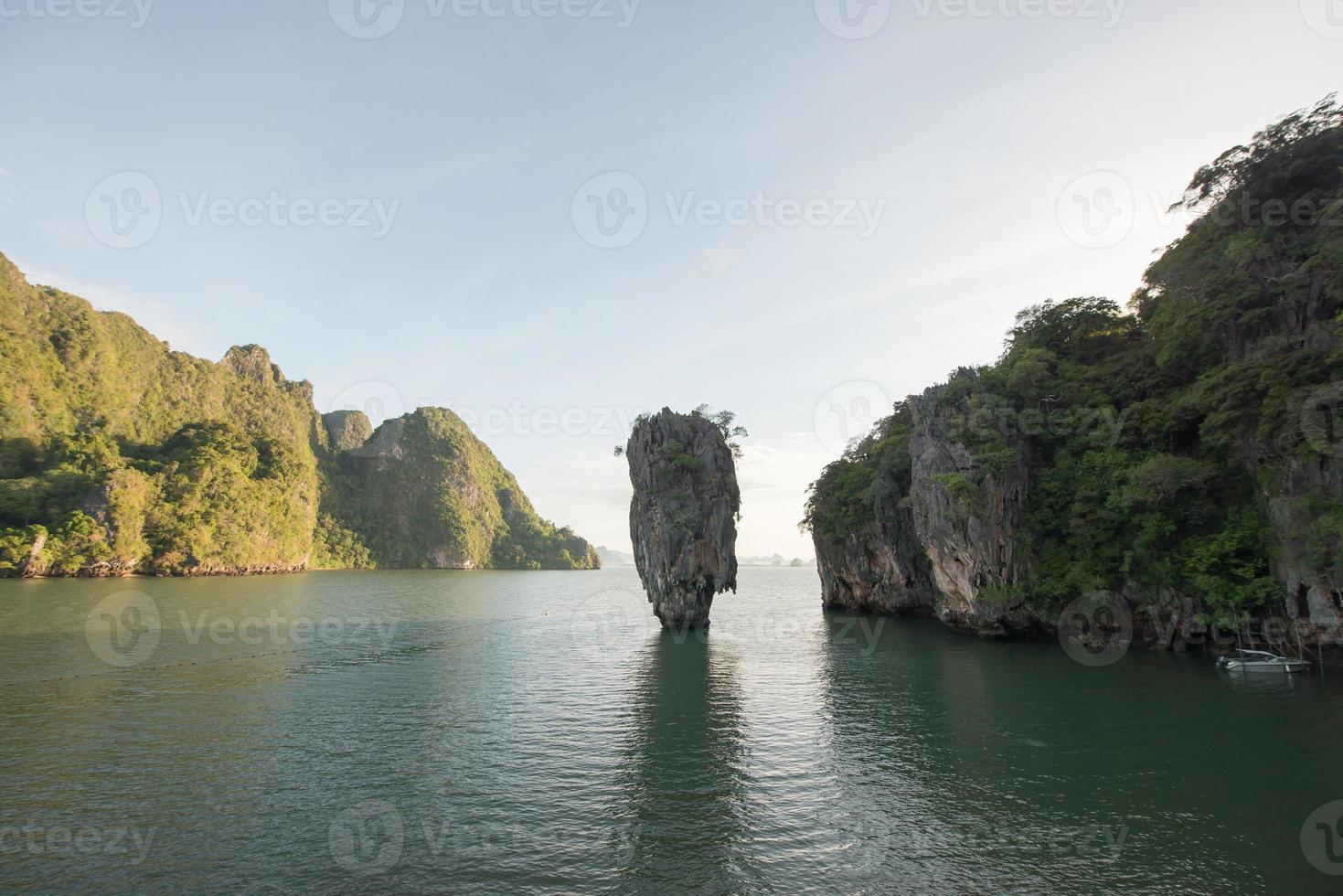 phuket james bond island phang nga photo