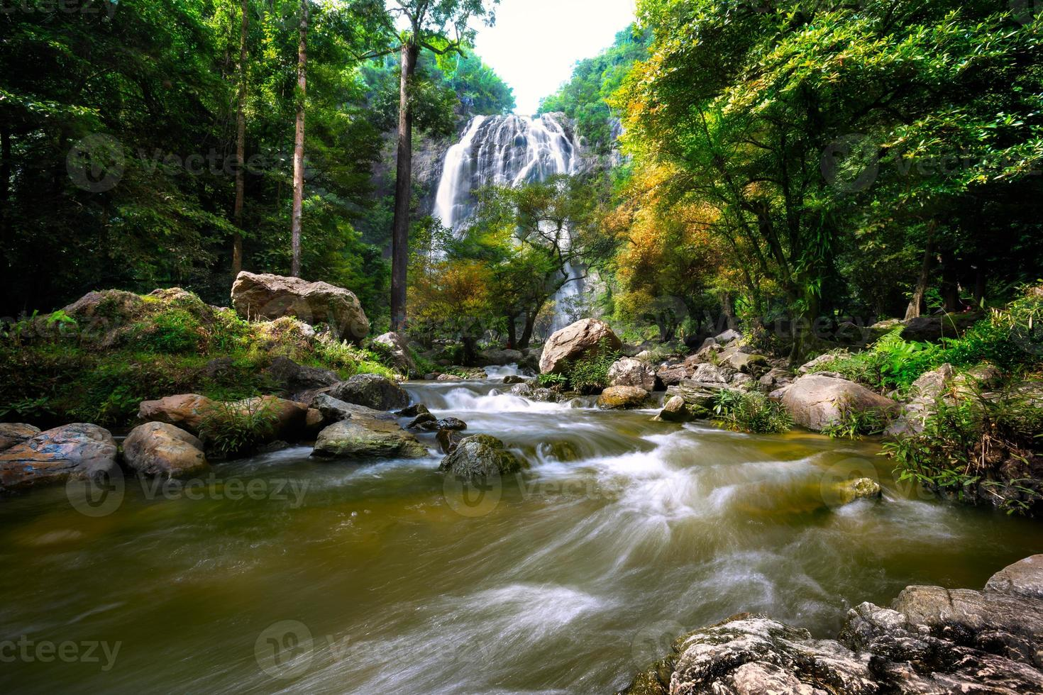 parc national de khlong lan photo