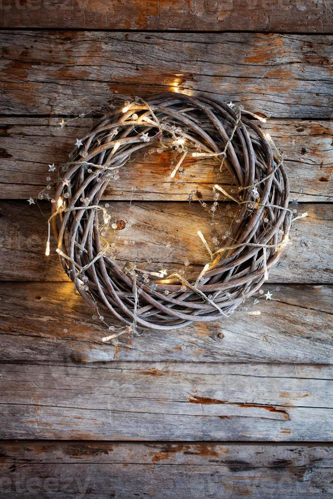 Guirlande de Noël photo
