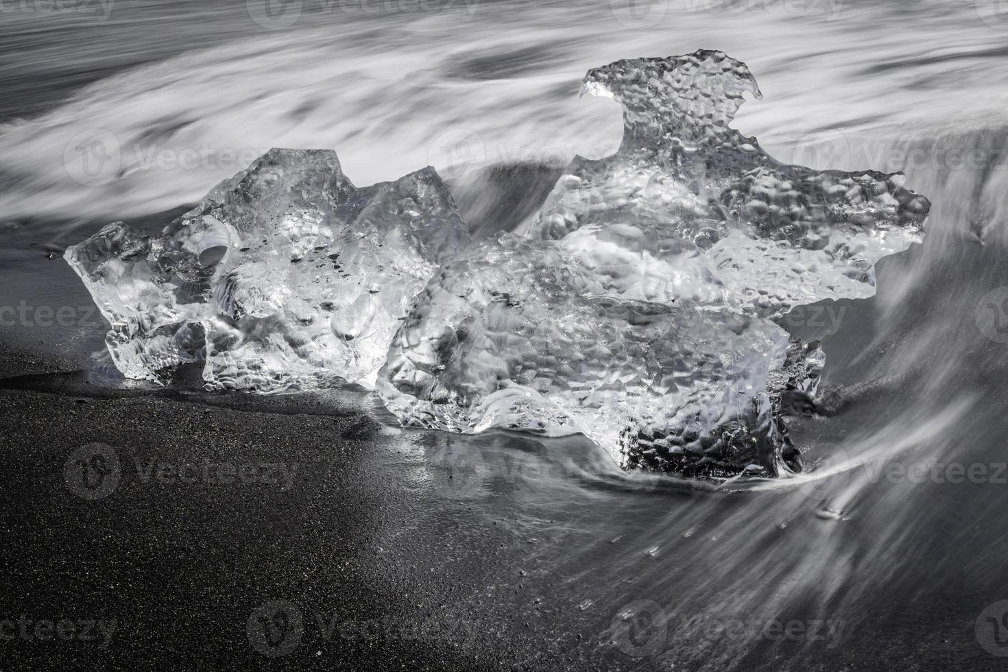 glace glaciaire photo