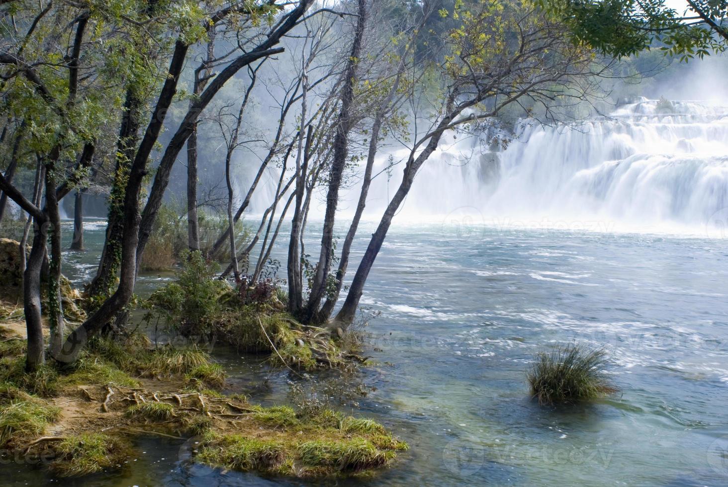 Krka Falls photo