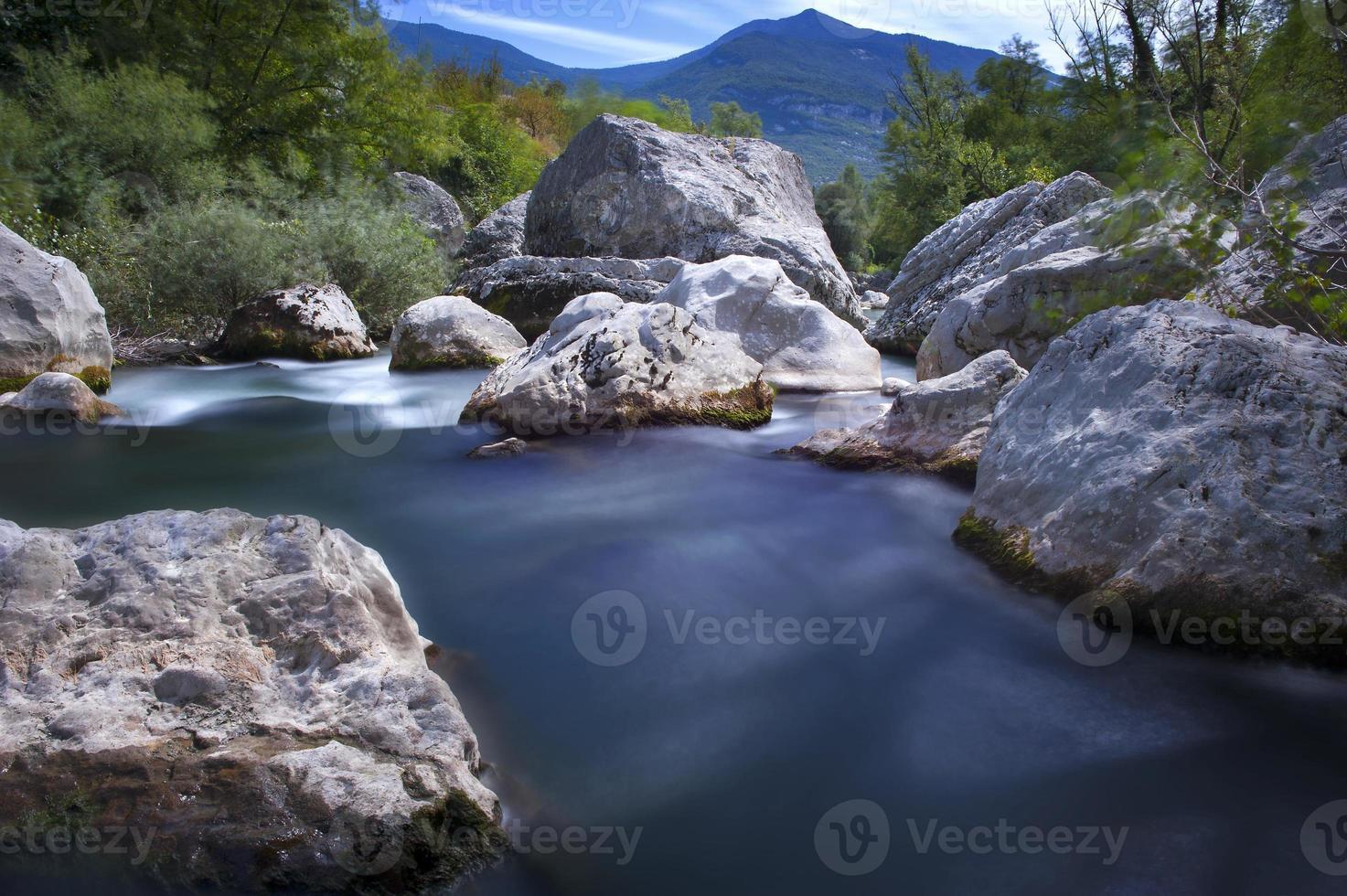 fiume sarca photo