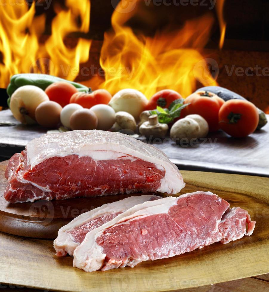 un barbecue photo