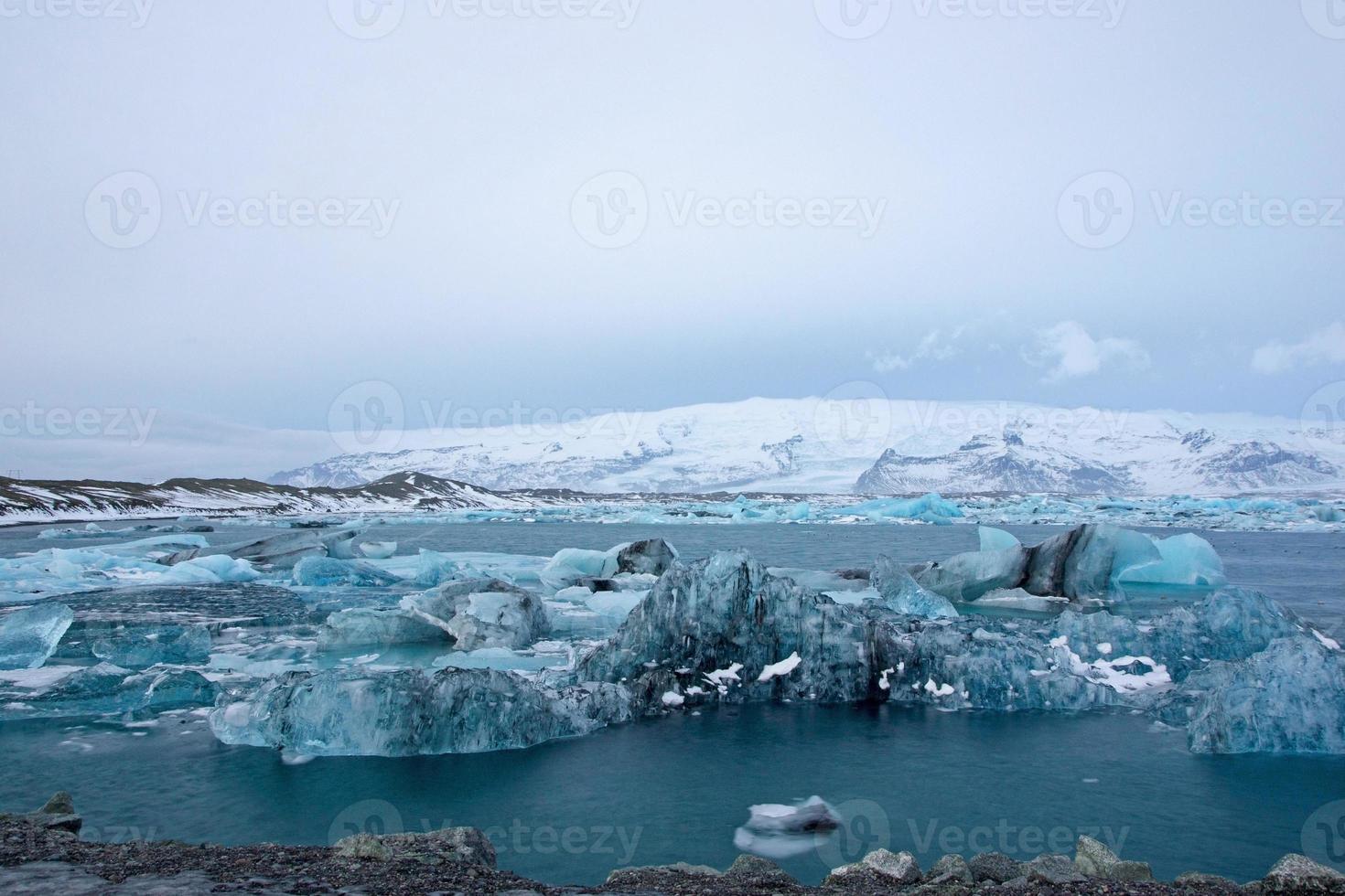 Joekulsarlon, Islande photo