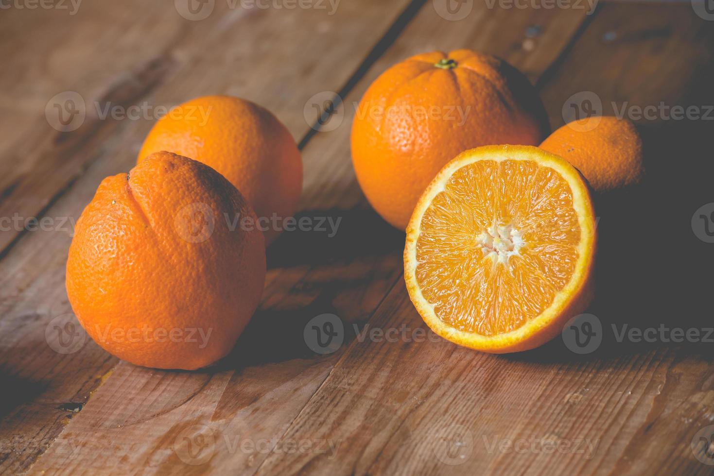 des oranges photo