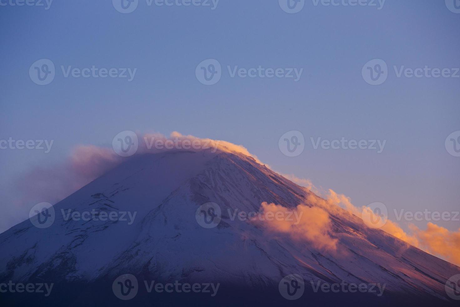 Mont Fuji. Japon photo