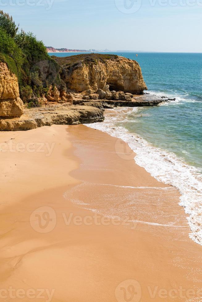 Albufeira, sud du portugal. photo