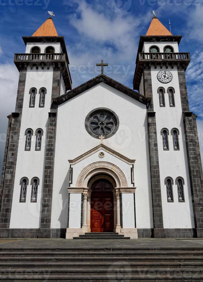 Église à Furnas de sao miguel photo