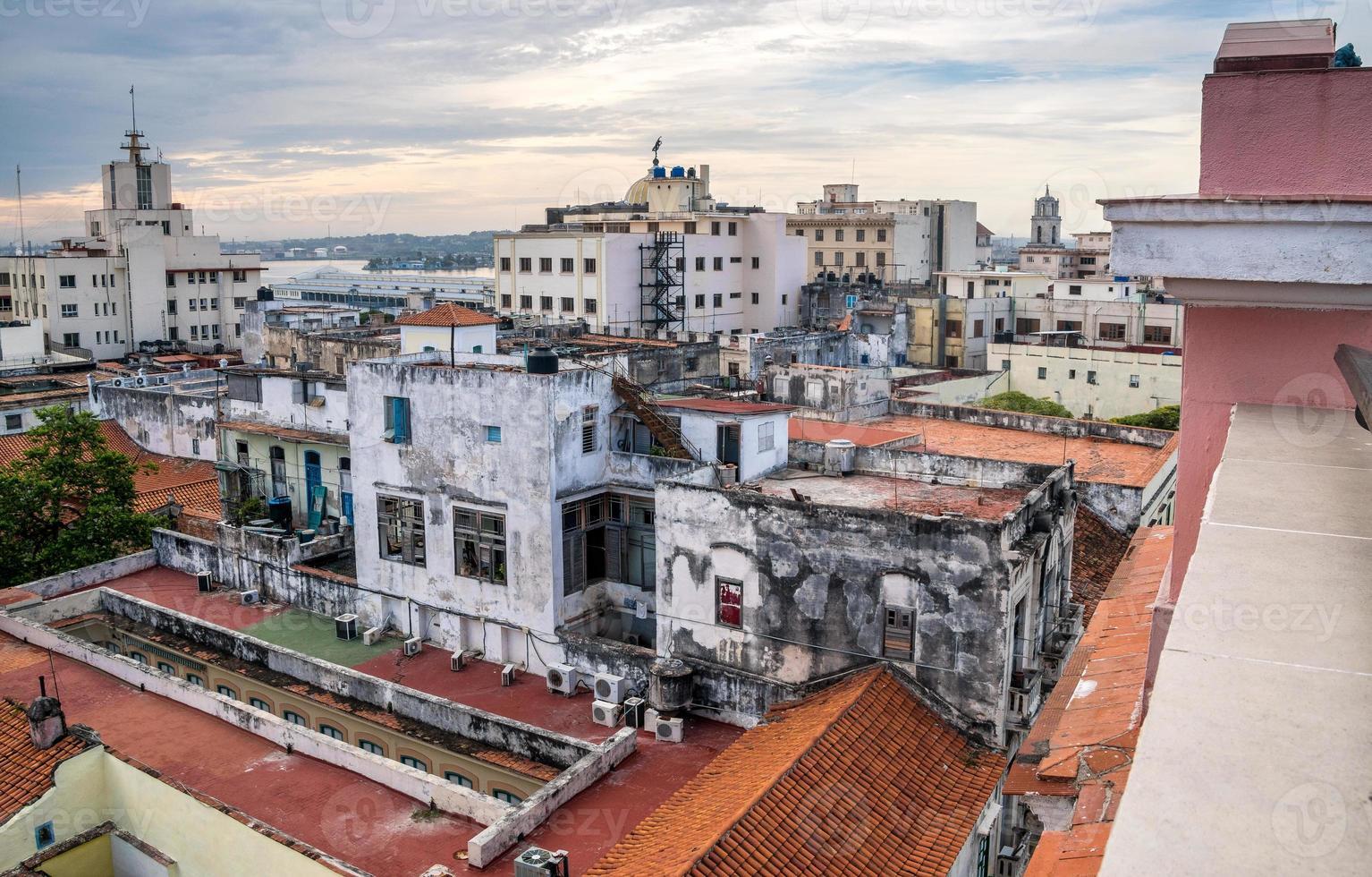 Vue sur la Havane, Cuba photo