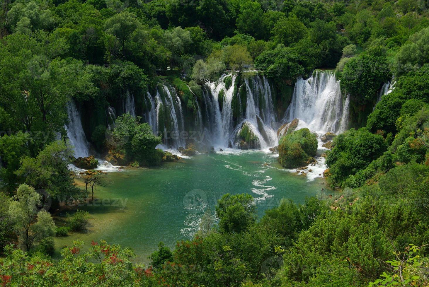 cascade de Kravica photo