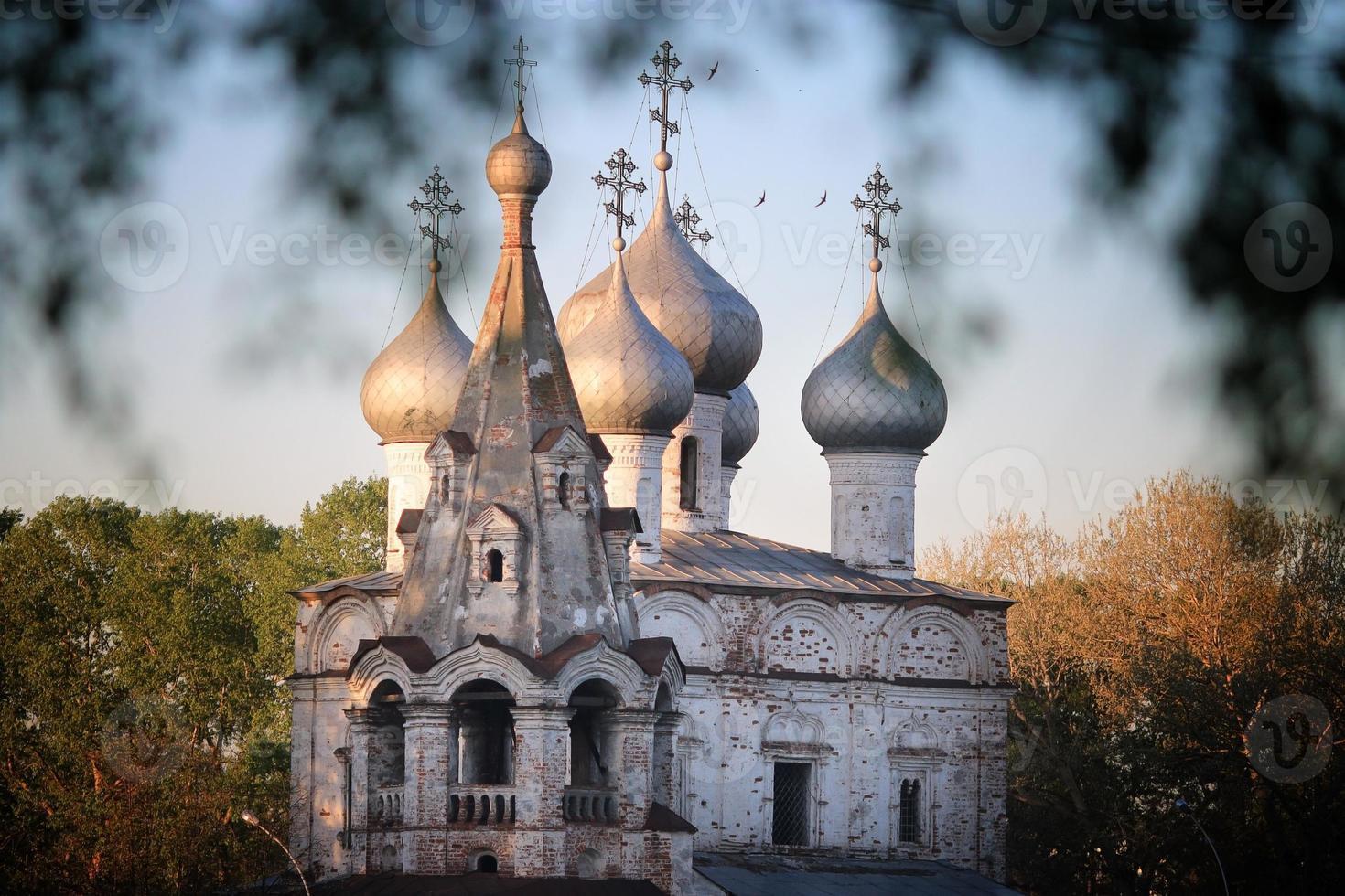 cathédrale de l'église orthodoxe photo