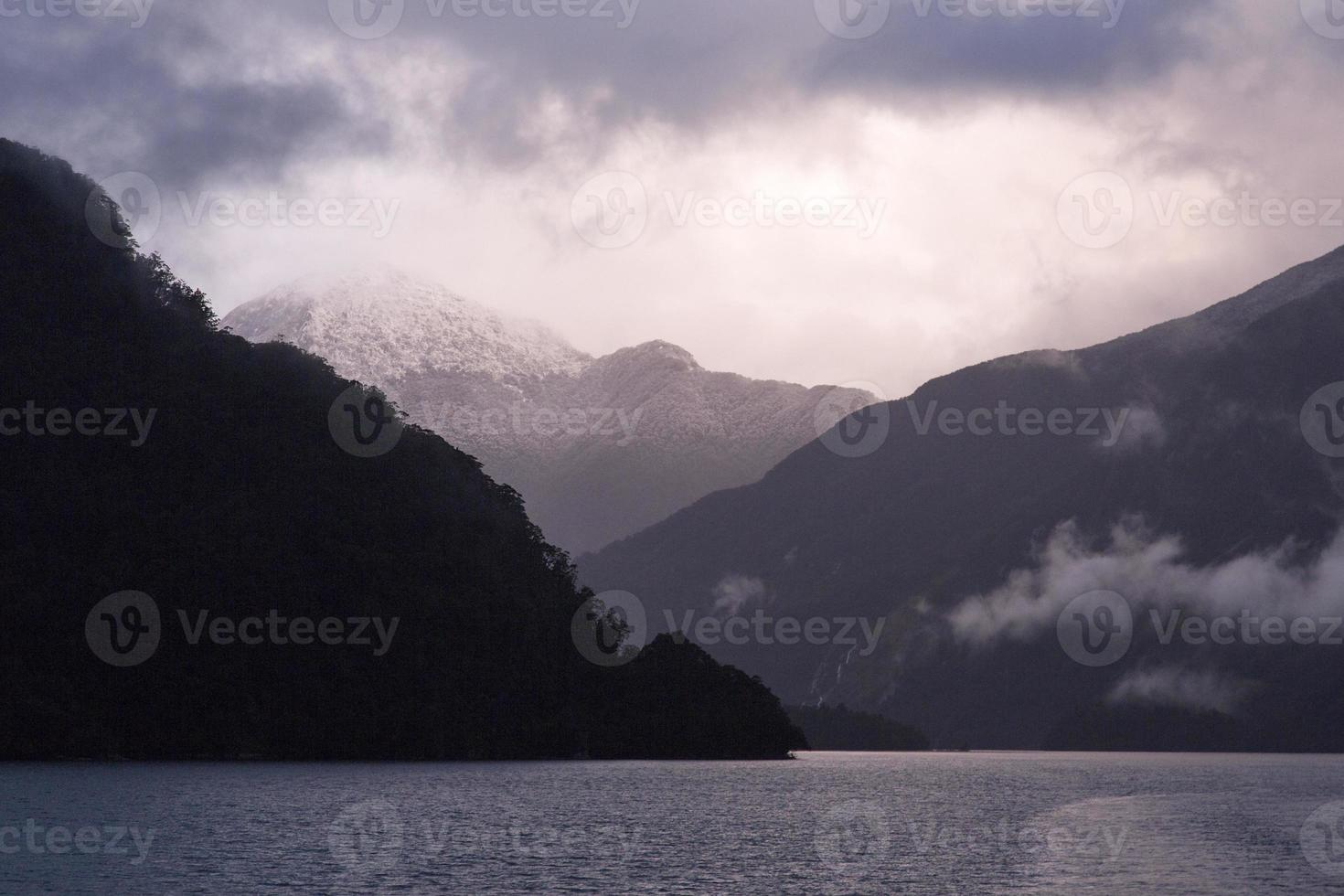 son douteux - Nouvelle-Zélande photo