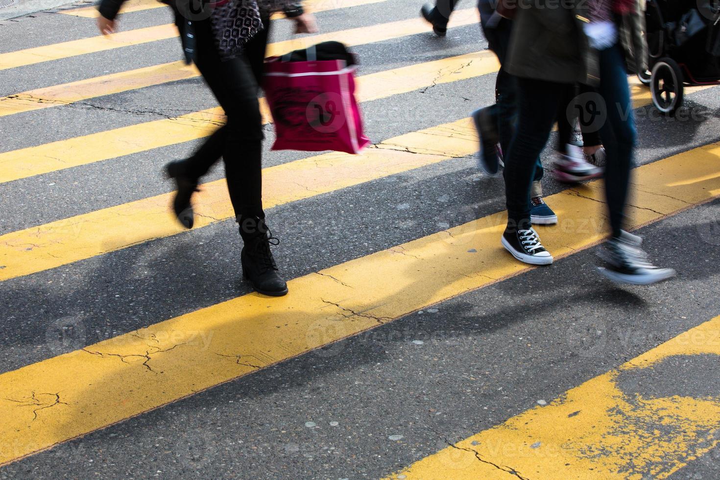 concept de trafic urbain photo