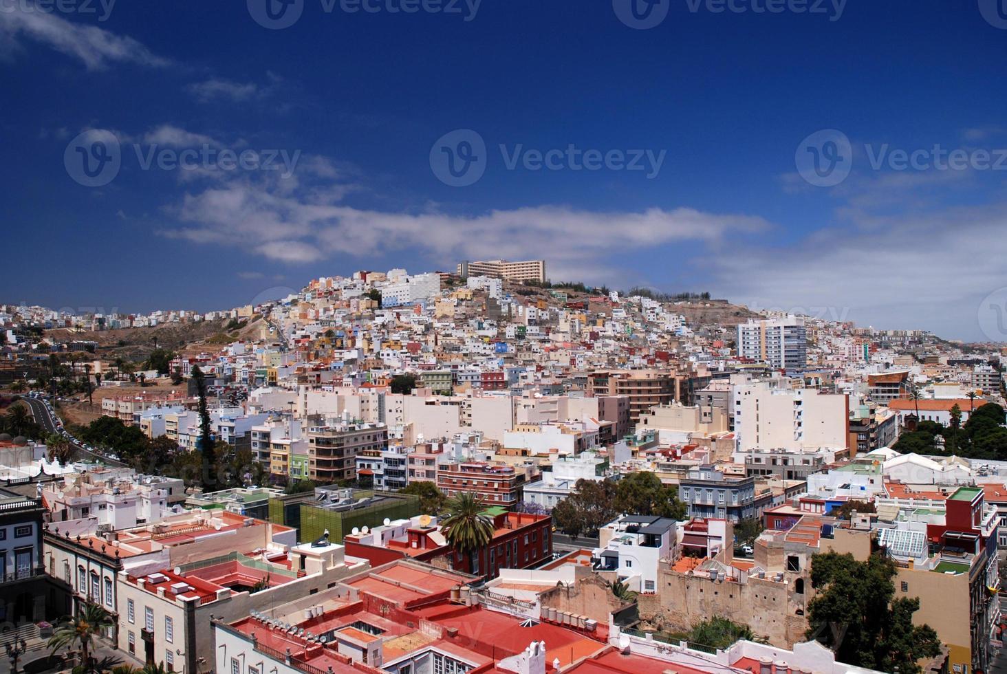 Las Palmas de Gran Canaria, Espagne photo