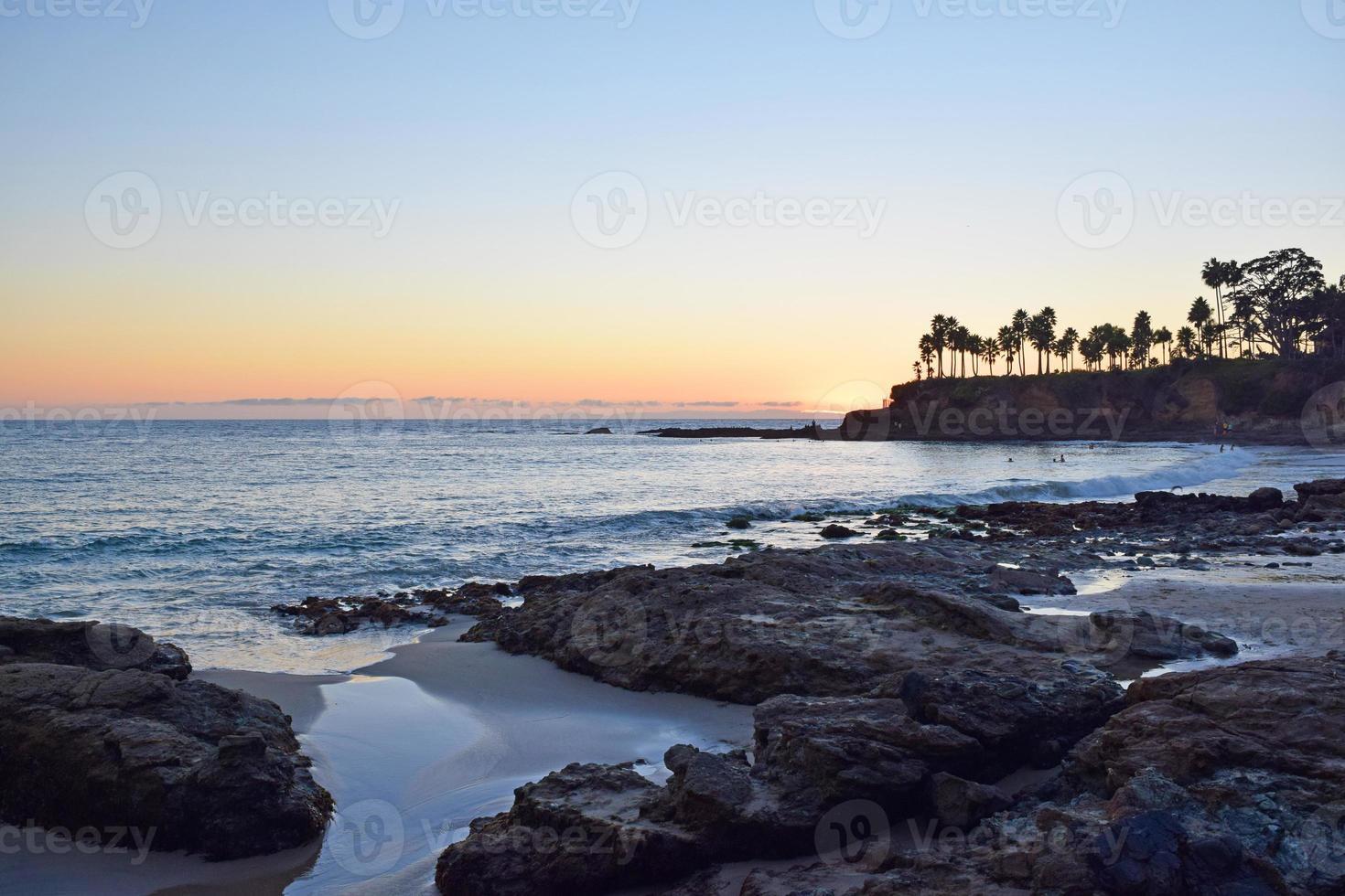 crique de shaw, plage de laguna photo